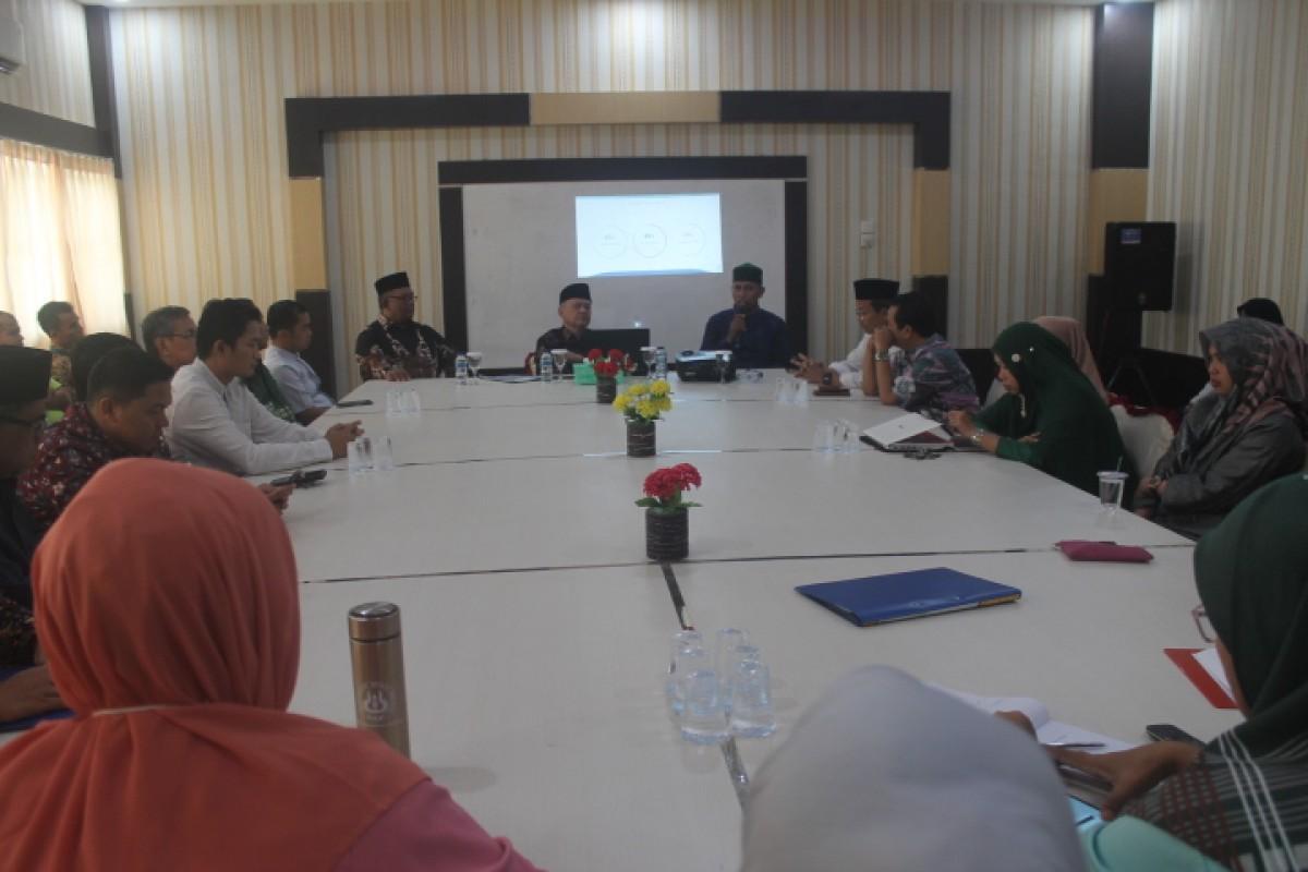 Kuliah Umum UMSB dihari bermuhammadiyah bersama Pimpinan Pusat Muhammadiyah