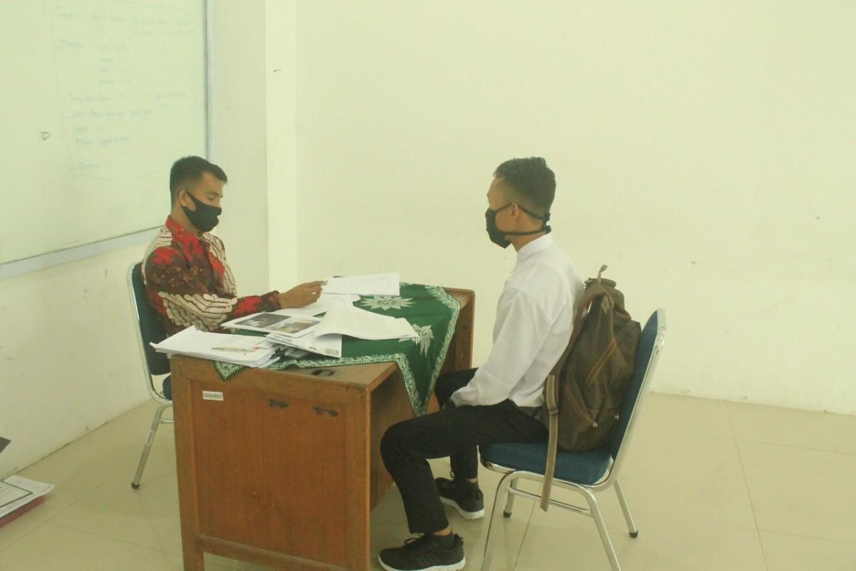 Universitas Muhammadiyah Sumatera Barat (UMSB) seleksipenerima beasiswa Kartu Indonesia Pintar (KIP) Kuliah